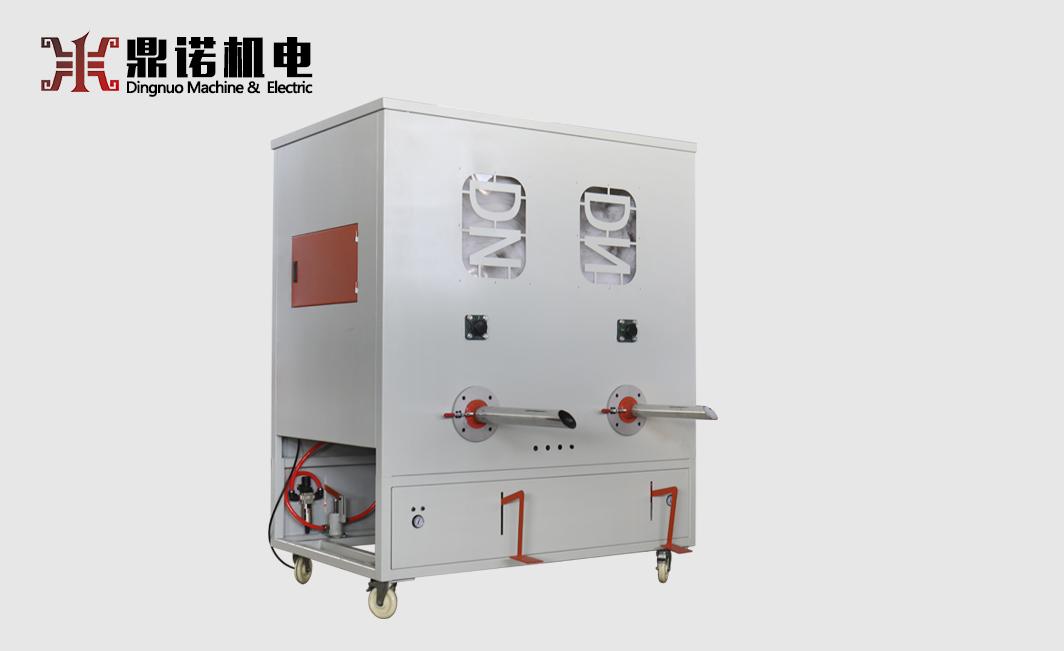 DN-CM-4四头充棉机正面图