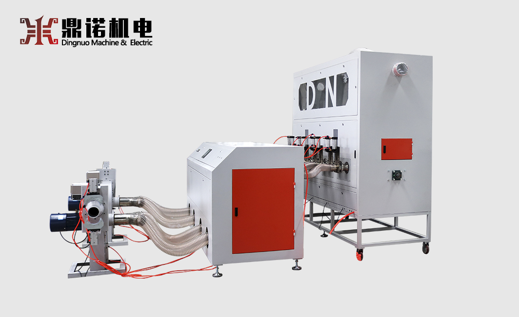 DN-CM3100-2四称两充充棉机背面图