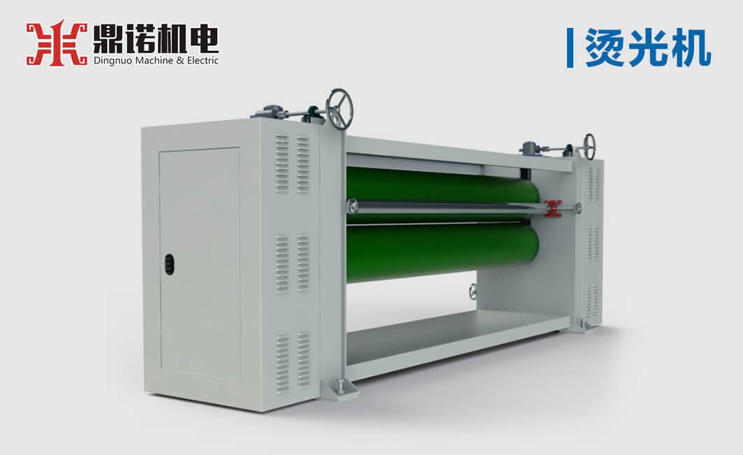 热风棉生产线之烘房