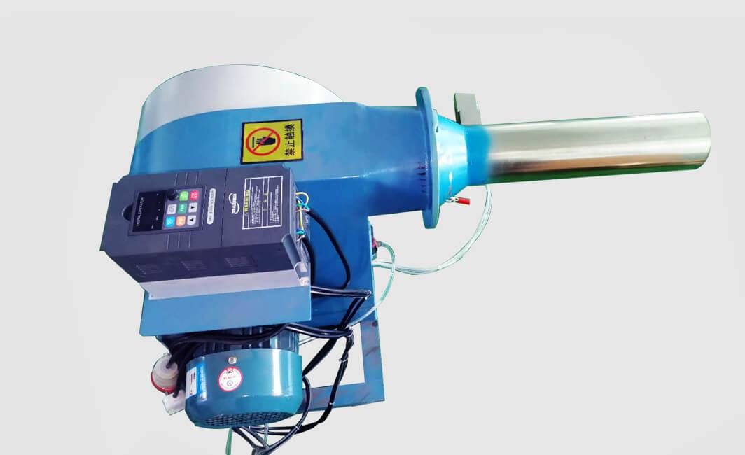 DN-SM-KS-500半自动充装一体机充装口