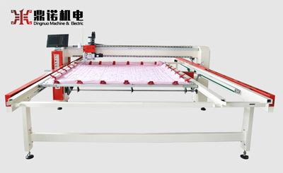 DN-8S-1H高速電腦單針绗縫機