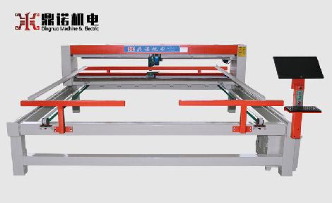 DN-5-B(系列)全移动电脑单针绗缝机
