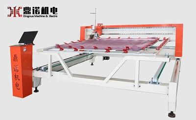 DN-5S-2D高速全移动电脑单针绗缝机