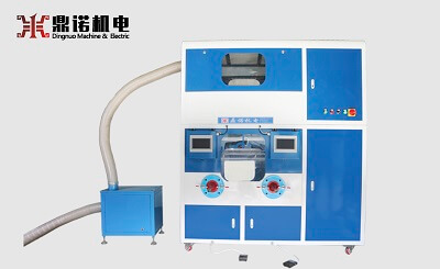 DN-CM2100-4四頭流量充絨充棉一體機