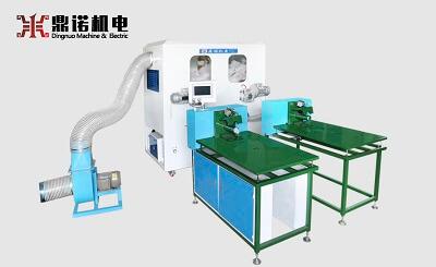 DN-CM-SM-900自动定量枕芯充装机