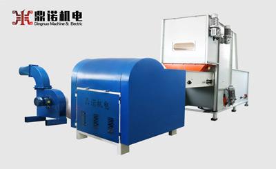 DN-KS-半自动上料开松充装生产线