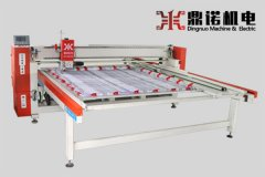 鼎诺机电为您讲解—九五至尊ll95992222绗缝机的功能使生产更便捷