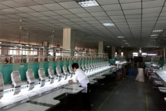 鼎诺机电上门安装绗缝机—为了客户更快进行生产