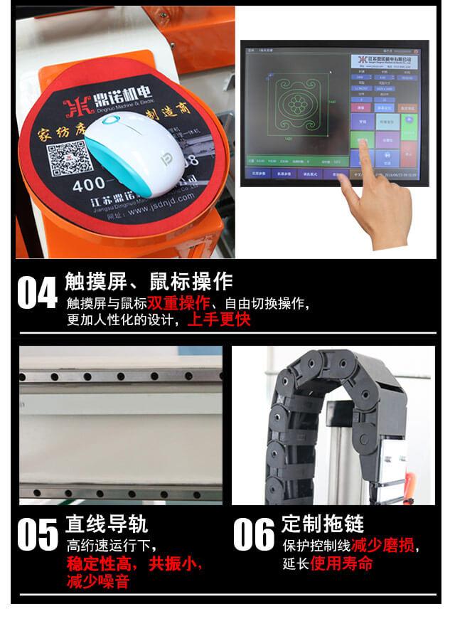 DN-8S-3H高速电脑单针绗缝机产品细节4