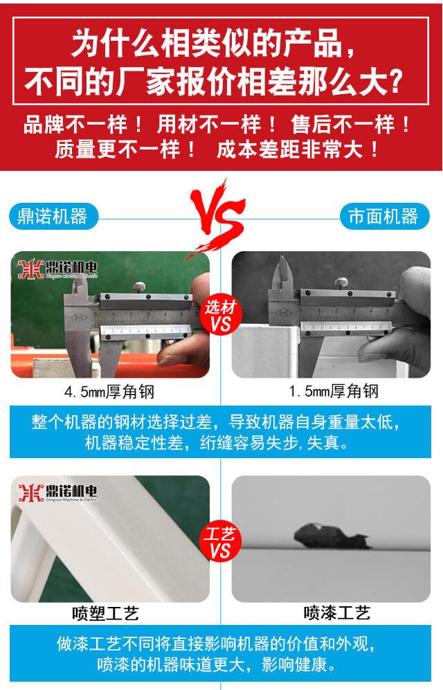 DN-5S-2D高速全移动电脑单针绗缝机产品说明2