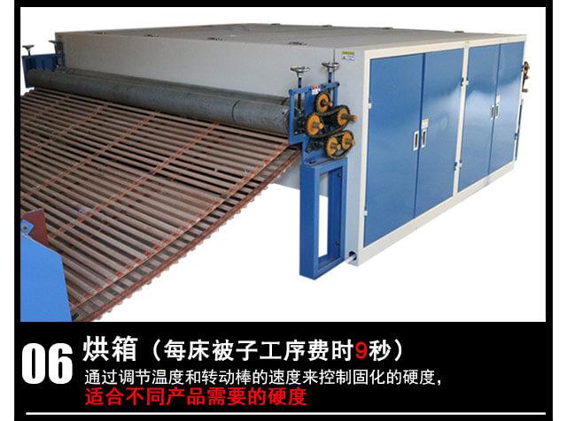 DN-1230全自动被褥生产流水线产品细节8