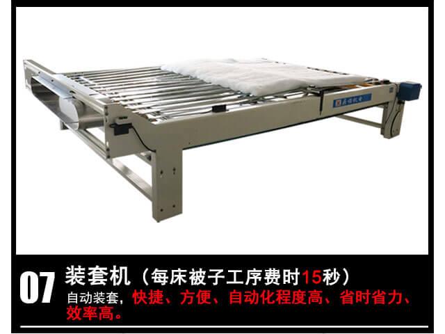 DN-1230全自动被褥生产流水线产品细节9