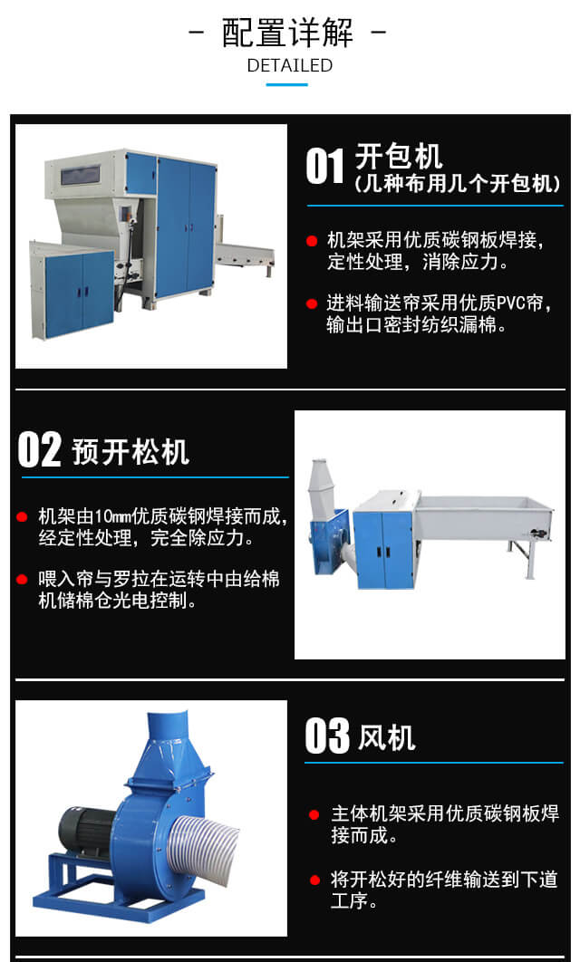 针刺合成皮革基布生产线产品细节2