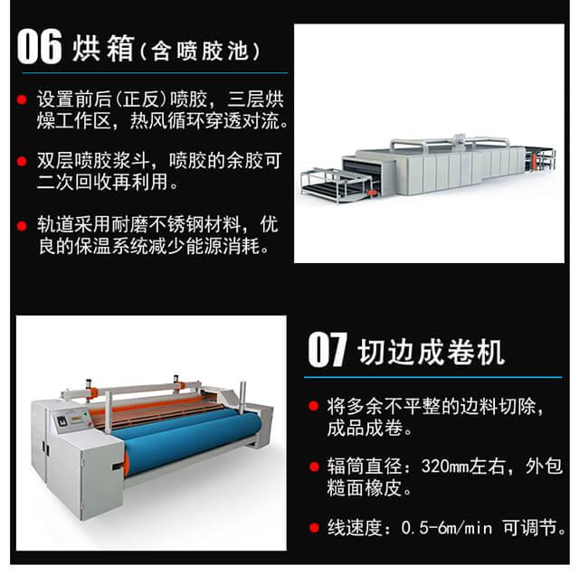 喷胶棉生产线产品细节4