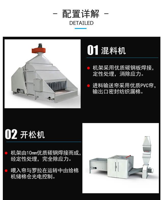 仿丝棉生产线产品细节2