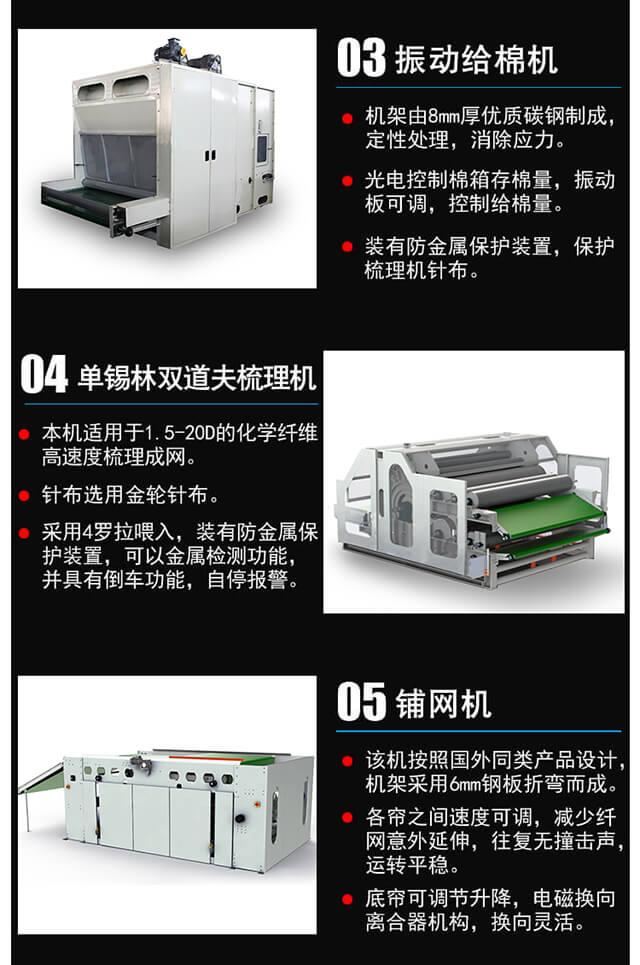 仿丝棉生产线产品细节3