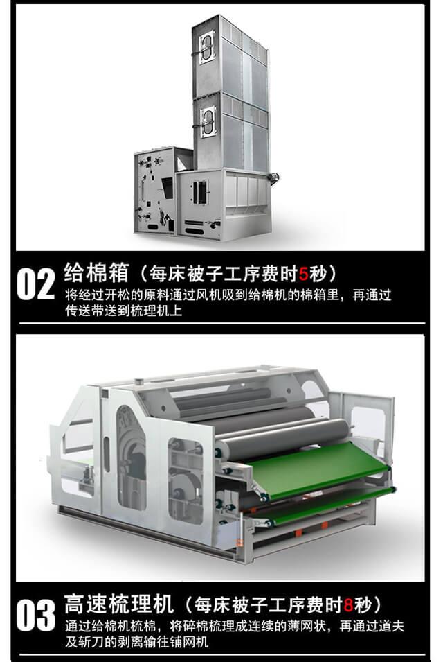 DN-1230全自动被褥生产流水线产品细节4